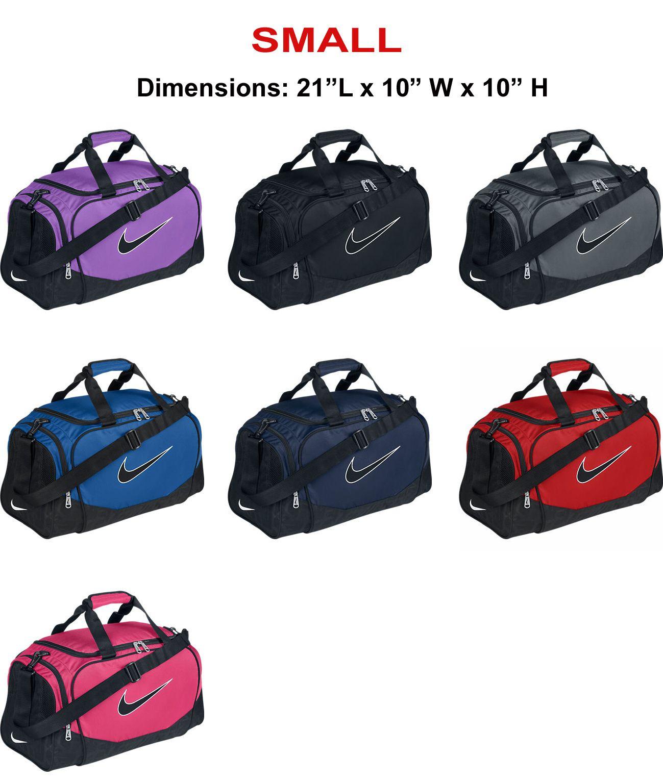 f99197437a5970 Nike Brasilia 5 Small Duffel Bag Grip Purple/Black/Grey/Royal/Navy/Red/  BA3234*