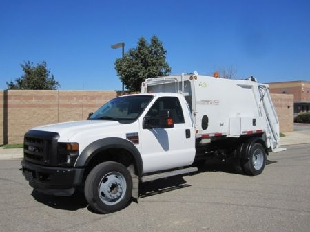Garbage Truck For Sale