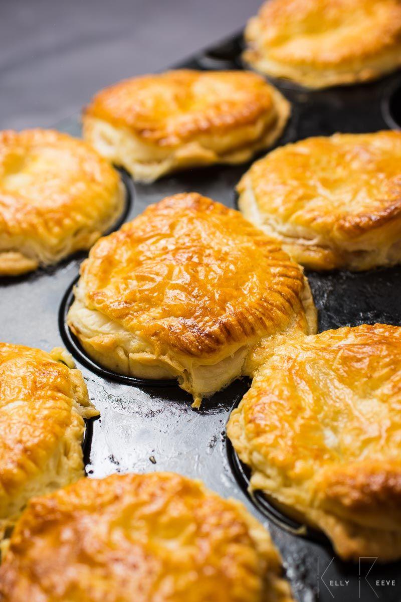Beef & Mushroom Pies | Recipe (With images) | Mushroom pie ...