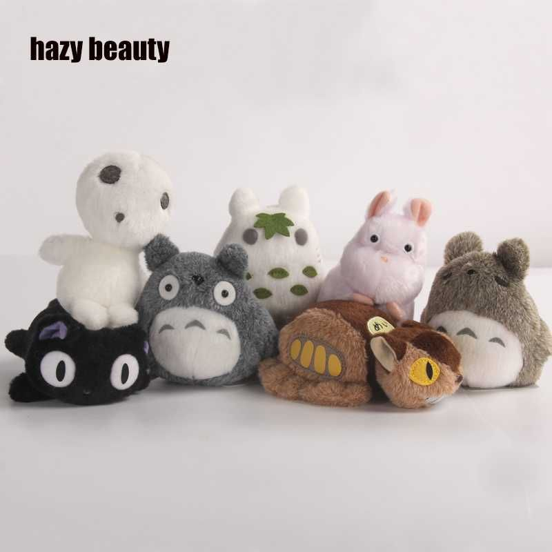 Totoro and Soot Sprites Crochet Pattern With Video | 800x800