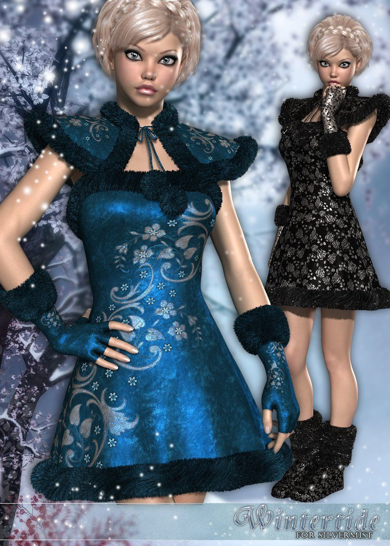 Wintertide was made by sandra_bonello.