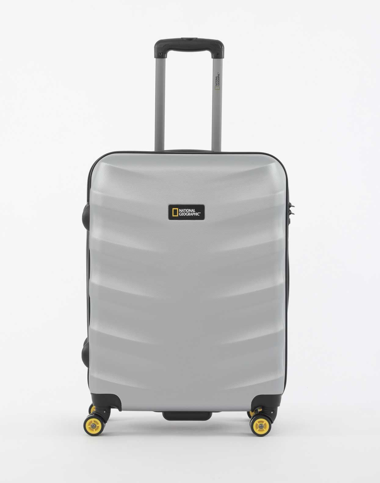 Unisex Gumus National Geographic N135hb Orta Boy Valiz Spor Ordu Bavullar