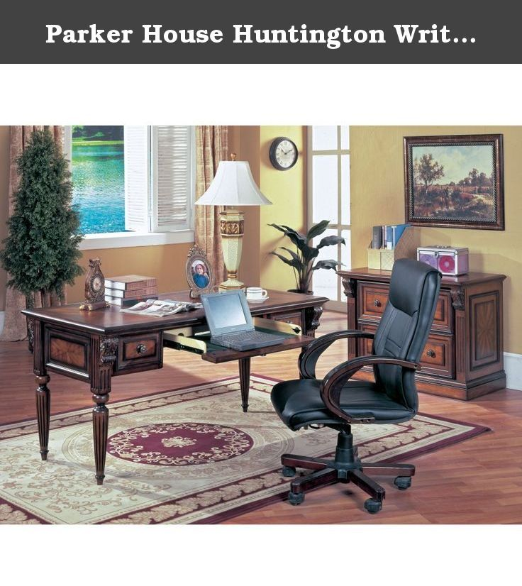 Parker House Huntington Writing Desk   Crafted From English Traditional  Design Elements, The Huntington Writing Desk Looks Like A Valuable Antique,  ...
