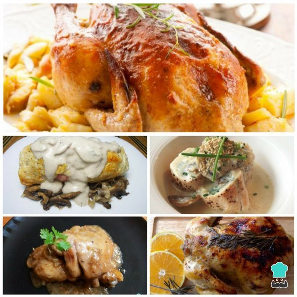 Ideas para cocinar pollo - 15 recetas de pollo para toda ocasión en ...