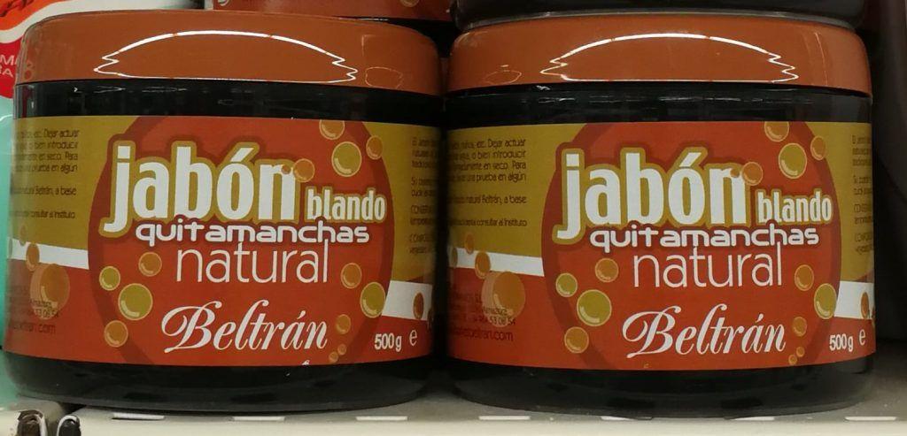 Jabon Potasico Mercadona Beltran Precio Usos Propiedades