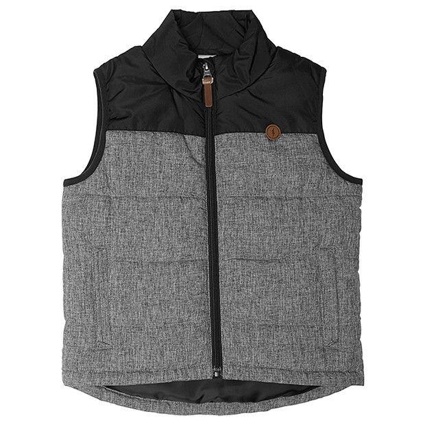 b523af639 Panel Puffer Vest