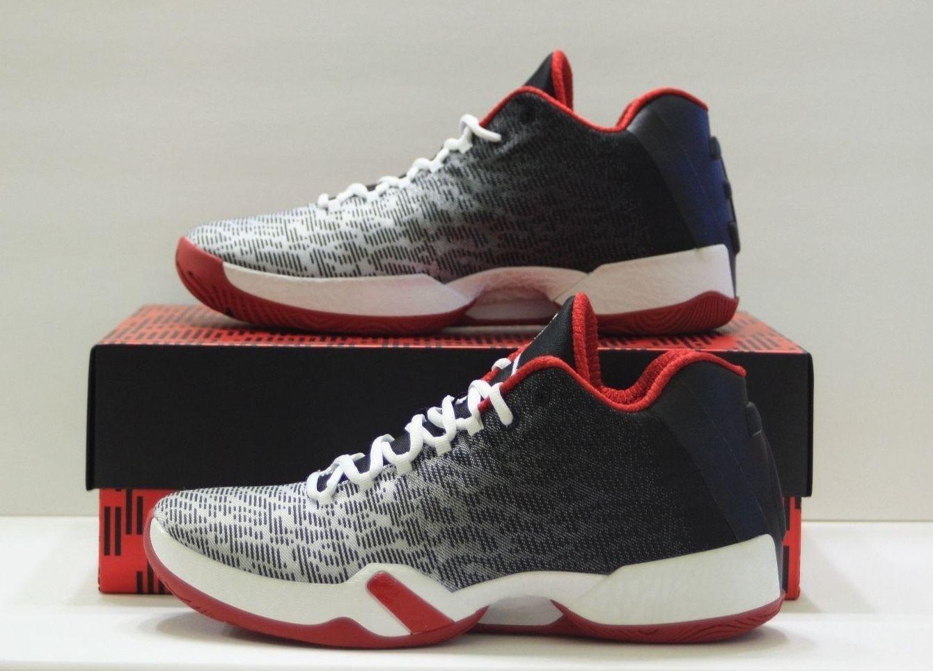 New Nike Mens Air Jordan XX9 low sneakers shoes 828051-101 Sz 10.5