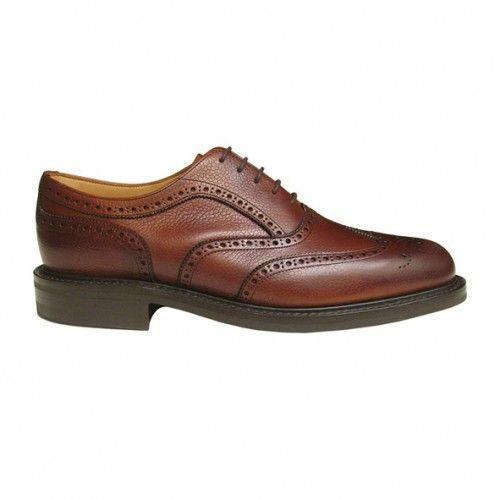 new arrival wholesale price shop best sellers Cheaney Hythe Brogue Hand Burnished Mahogany | zapatos y trajes ...