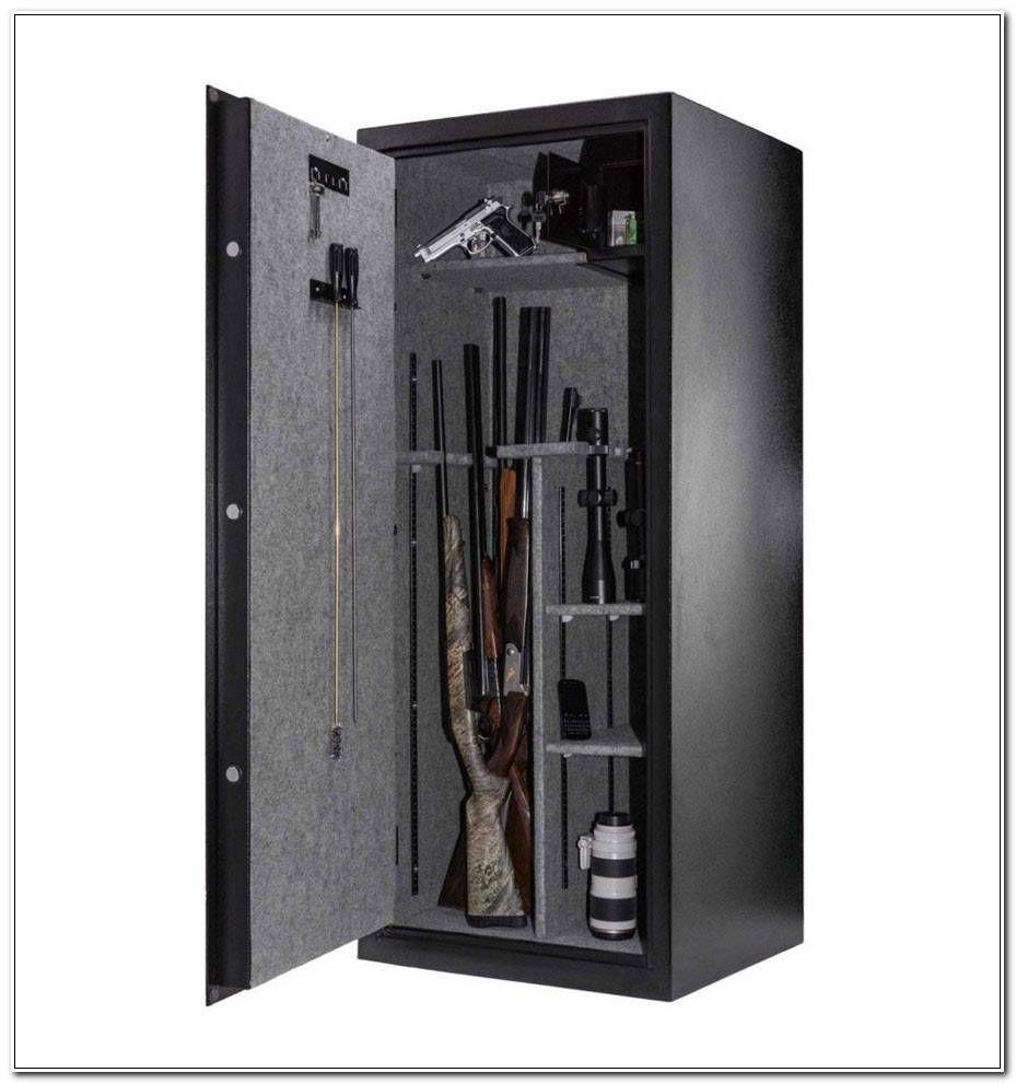 Coffre Fort Fusil Leroy Merlin Locker Storage Storage Armes