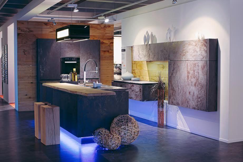 German Alno Kitchen Cera Neff/Bosch Appliances Ex Display eBay