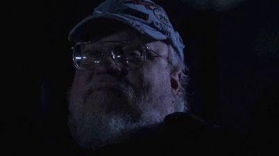 Brutal cameo de George R.R. Martin en Sharknado 3