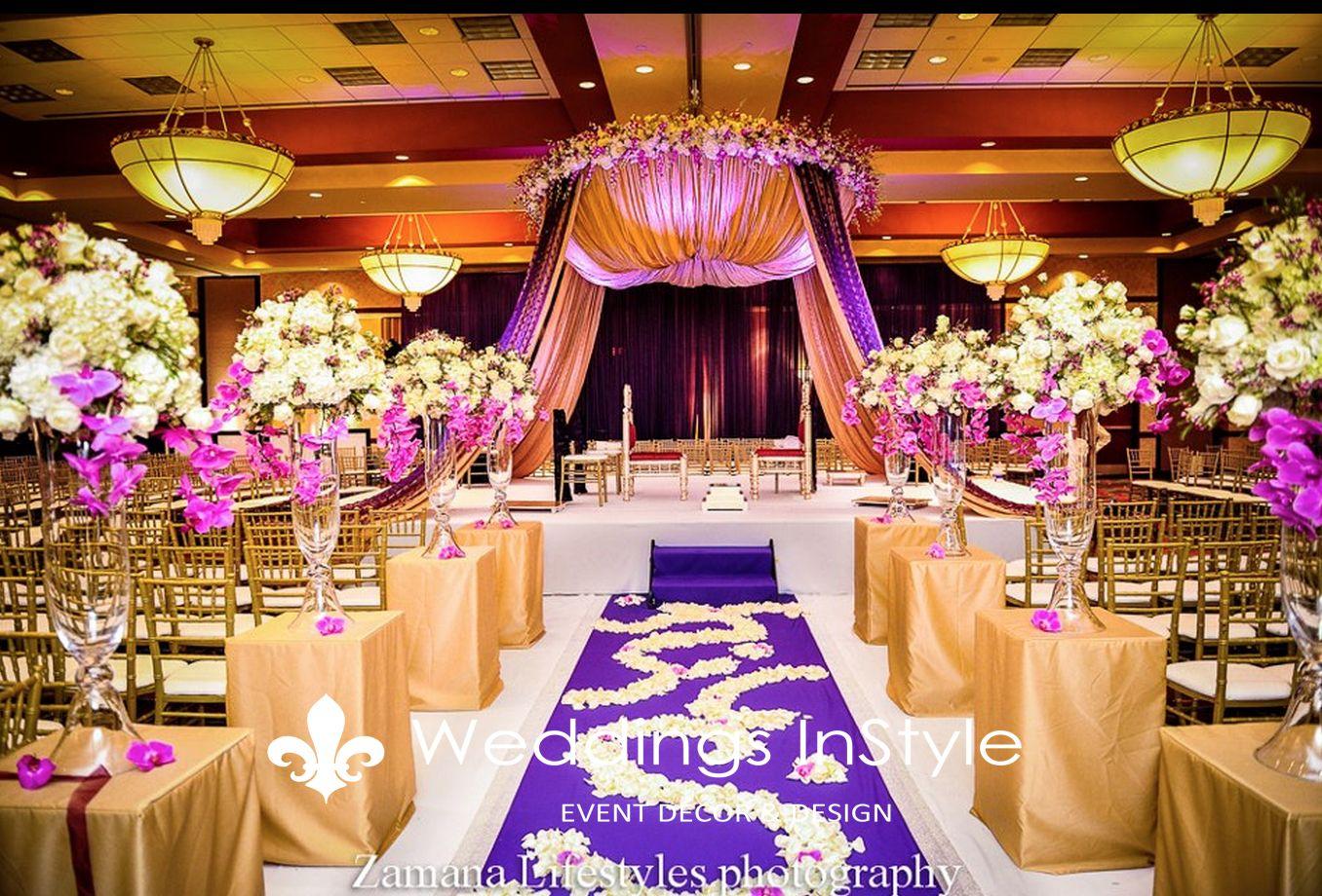 Wedding mandap decoration images  hinduwedding indianwedding indianceremony mandap fabricmandap