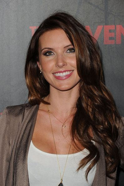 Audrina Patridge Long Side Part