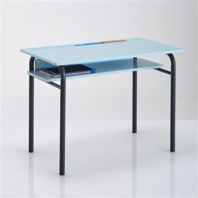 Bureau Style écolier Vintage   La Redoute   89u20ac