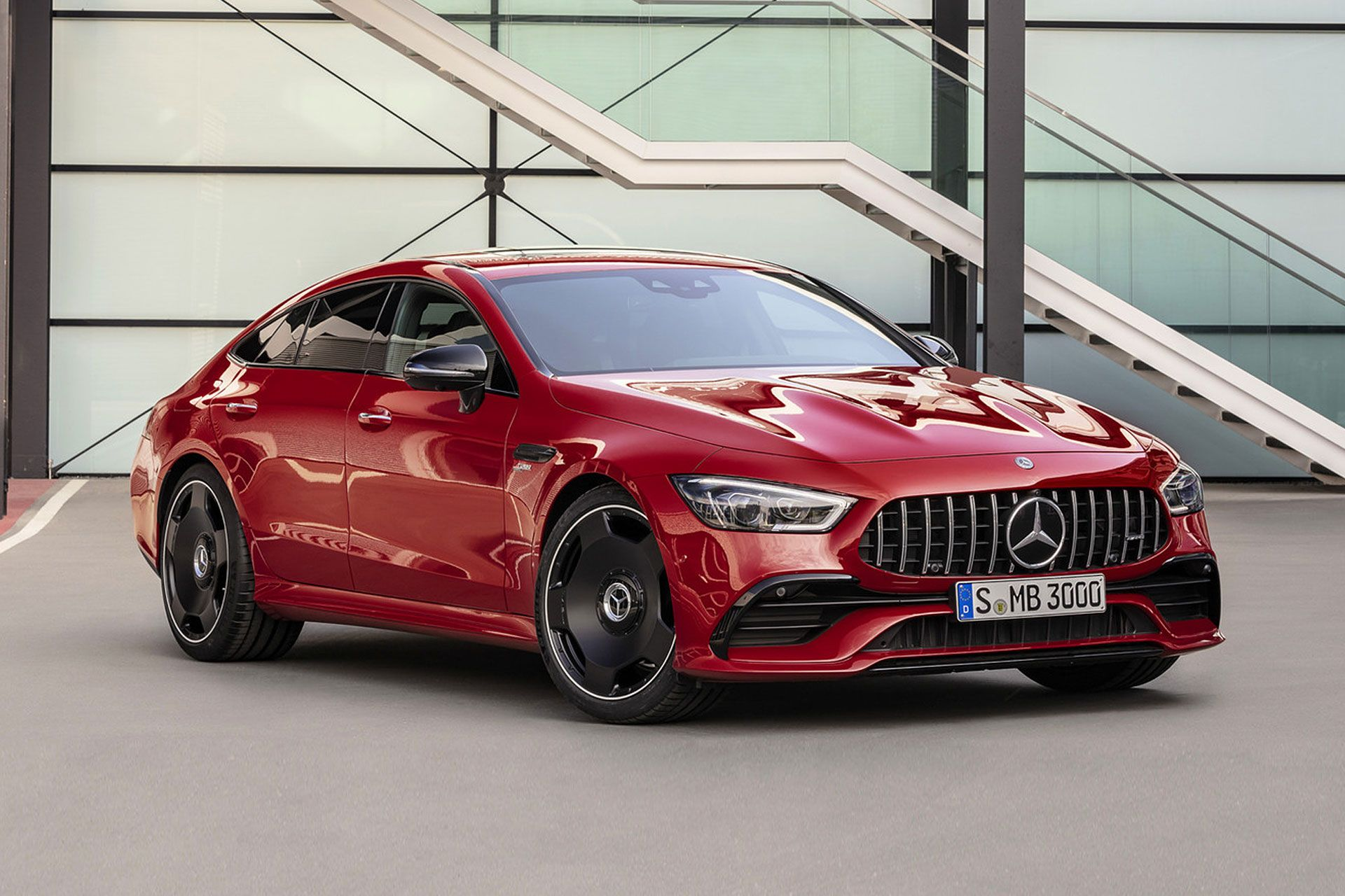 Mercedes Amg Gt 4 Door Coupe Simply Pimpin Ghetto Sleighs
