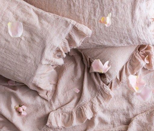 Linen Bed Sheets | Pure Linen Bedding | Hale Mercantile Co