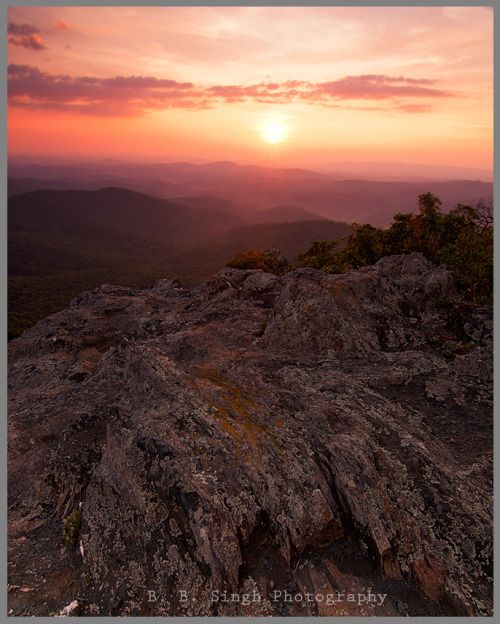 Shine On  Buffalo Mountain, Virginia