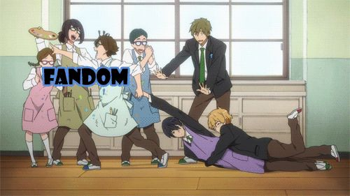 Exactly (Free! Iwatobi Swim Club)