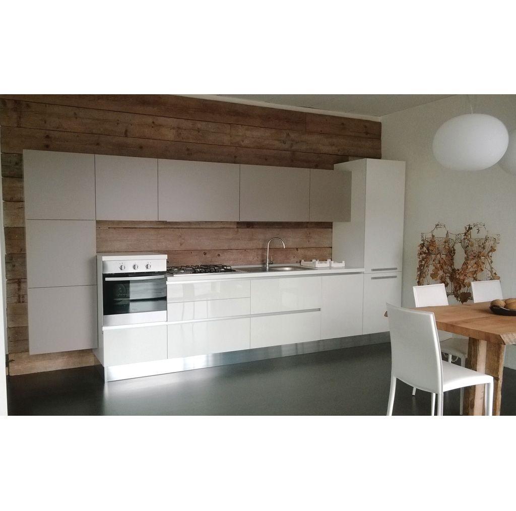 Risultati immagini per cucina bianca e legno | cucina | Pinterest ...