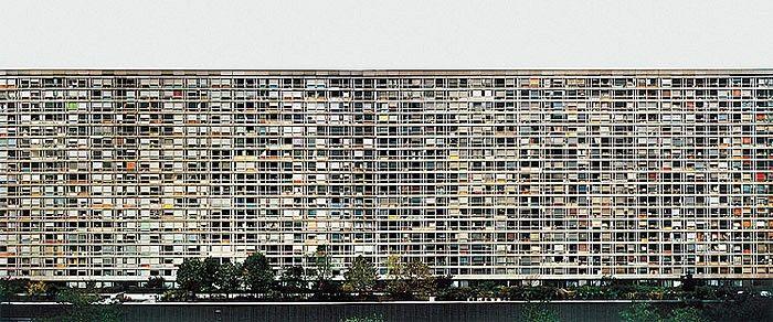 Andreas Gursky | Montparnasse | 1995 | Zucker Art Books
