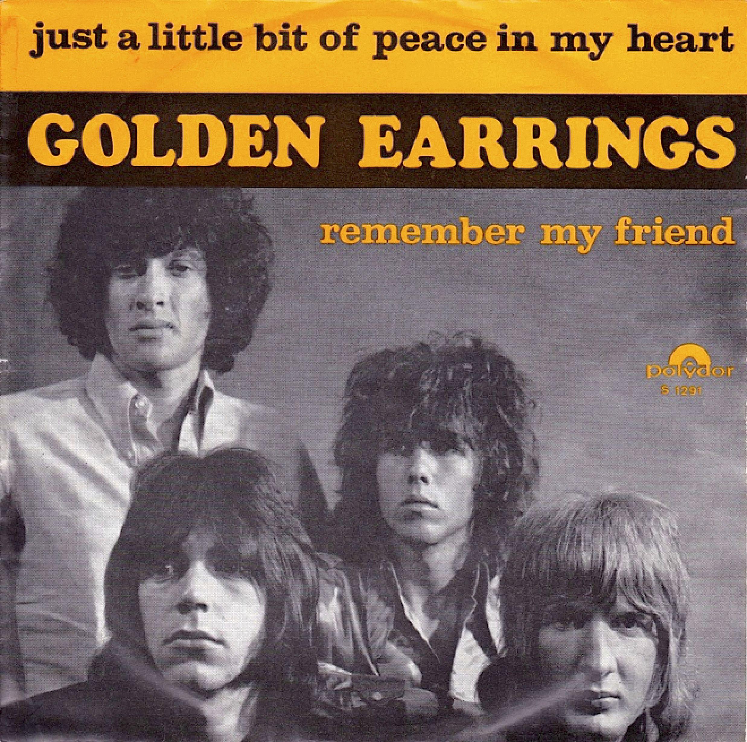 SINGLE VAN DE WEEK: GOLDEN EARRINGS - JUST A LITTLE BIT OF PEACE IN MY HEART Uitgebracht in 1968 met als hoogste notering de 1e plaats in de Nederlandse Top 40. En welke singles had jij van de Golden Earrings? YouTube: youtube.com/watch?v=nq2X6LaKXew Spotify: open.spotify.com/track/0pfZxcvVdmGcHcJVbSC3P3