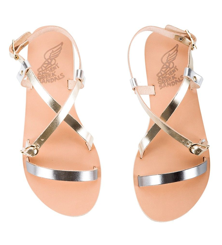 Ancient Greek Sandals SOFIA Are Handcrafted From Leather