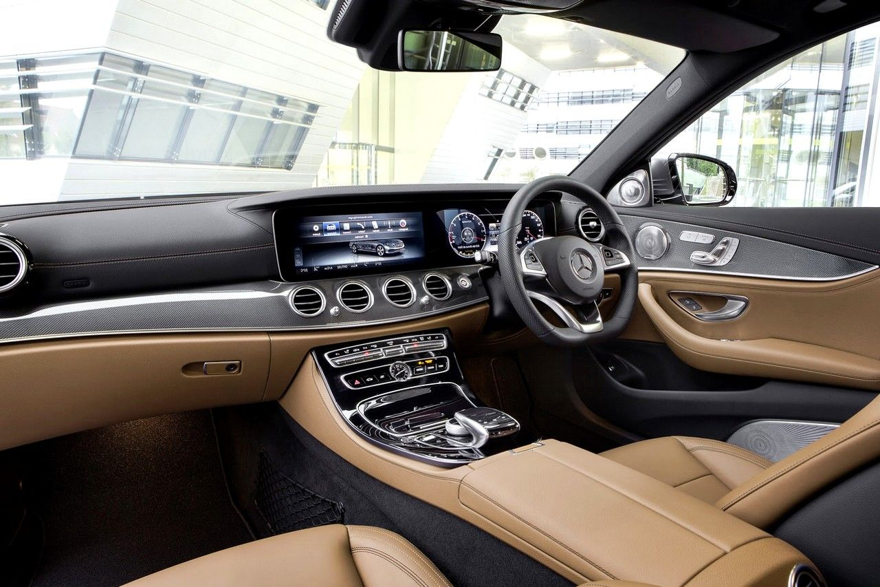 Mercedes E180 2017   Hintergrundbilder - Wallpaper
