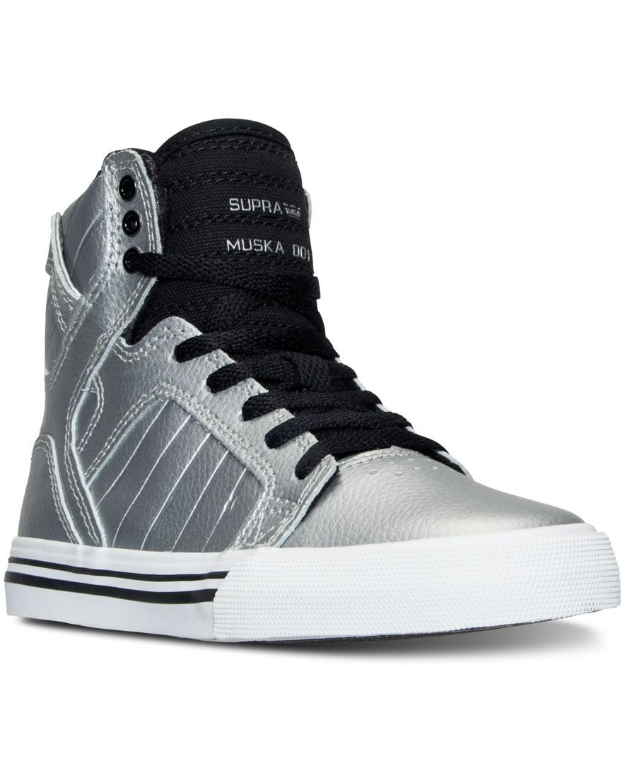 2b2bec6f014b Supra Boys  Skytop High-Top Casual Sneakers from Finish Line