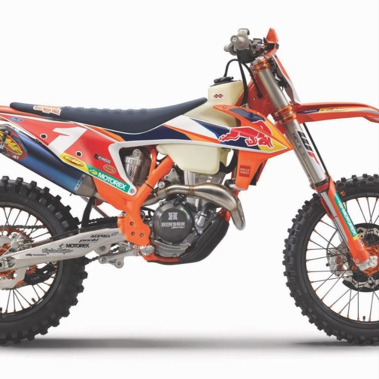 2021 Ktm 350xc F Kailub Russell Edition Ktm Ktm Factory Motorcycle