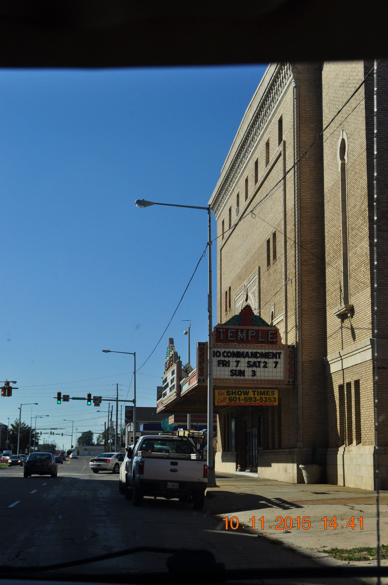 Movies playing in meridian ms