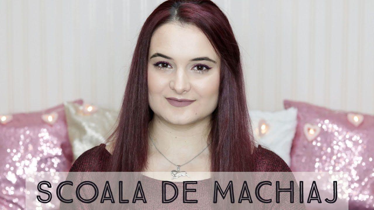 Cum Alegem Scoala De Machiaj Maria Dumitrescu Youtube