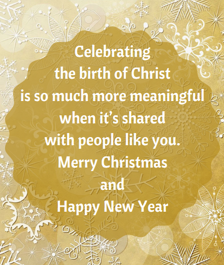 Christmas Messages for Churches in 2017: Examples | Christmas Wishes ...