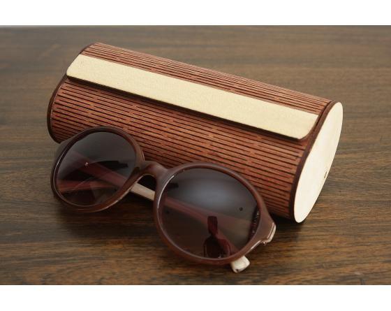 9d9c776c0d Estuche para gafas en madera | estuches | Gafas, Madera y Estuche
