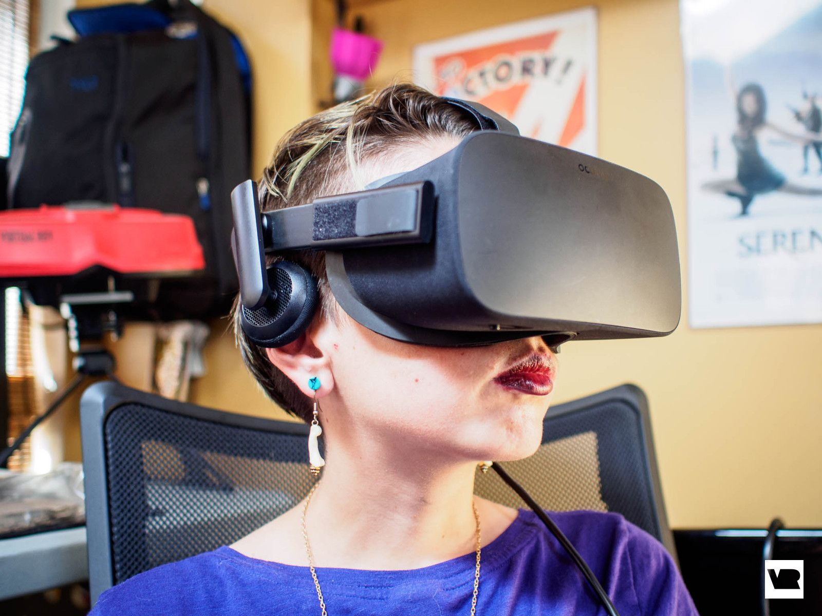 Oculus Rift   technology   Make your own game, Virtual reality
