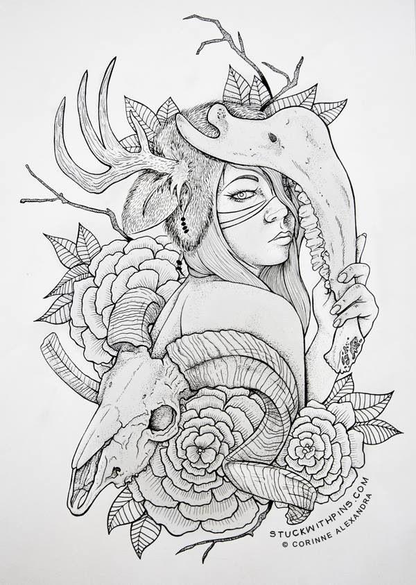 Thigh Tattoo Sketch Idea Desenhos Para Tatuagem Tatuagem Viagem