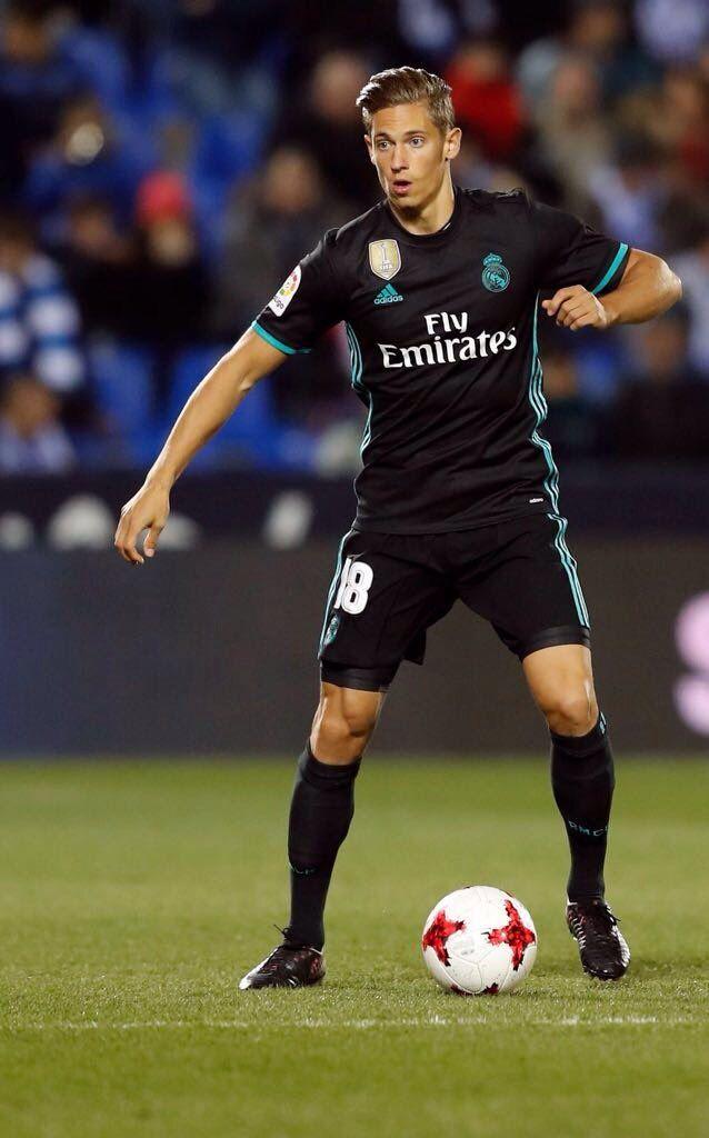 Maillot Domicile Real Madrid M. Llorente