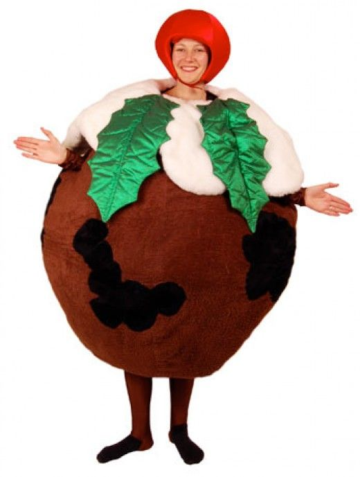 Round Plum Pudding Costume - Christmas Or Plum Pudding Costumes And Dresses Awesome Christmas