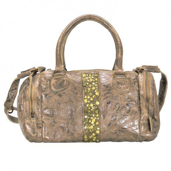 Abro CERVO - Handtasche - natural