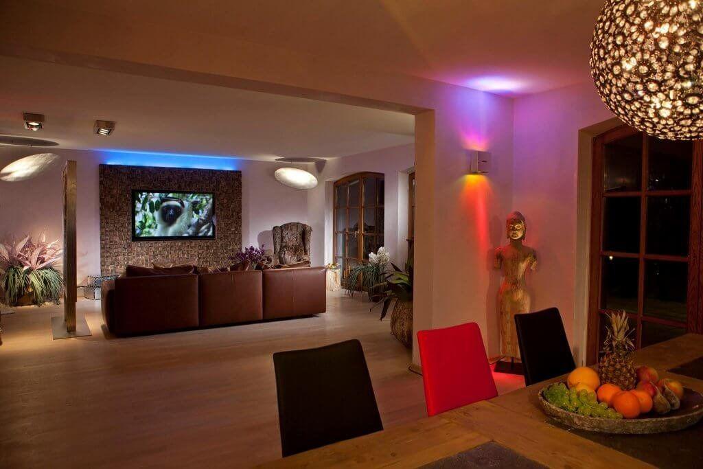 innenarchitektur by torsten mller dem lifestyle experten - Modernes Wohnzimmer Am Abend