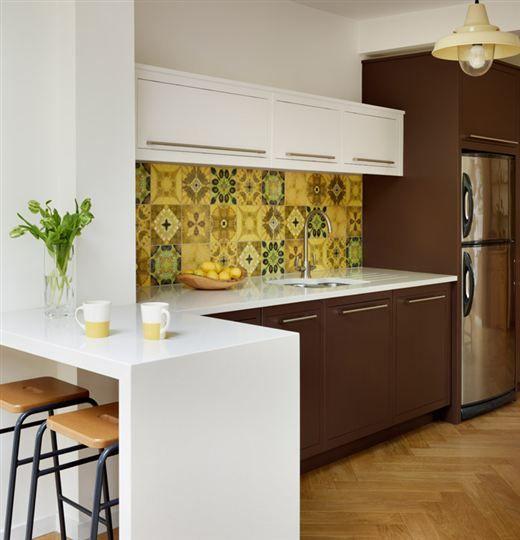 Vintage Kitchen Tile Vintage Kitchen Tile Retro Tiles on Sich – Retro Kitchen Tile