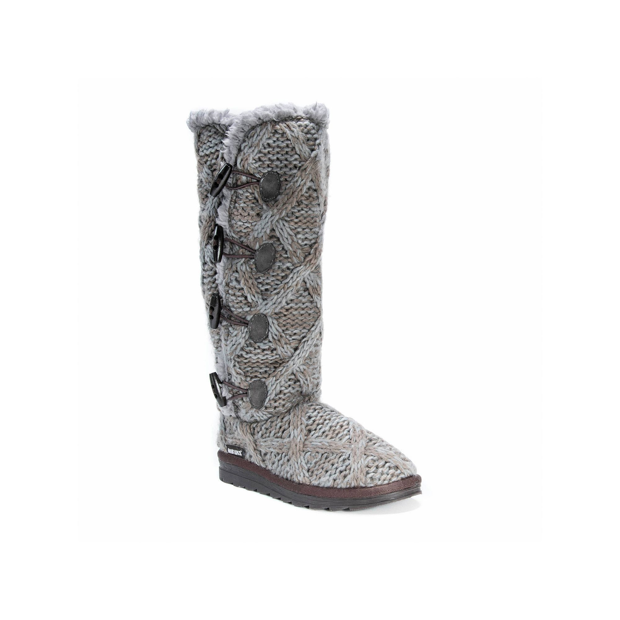 low shipping fee online MUK LUKS Felicity Women's ... Water-Resistant Sweater Boots outlet discount cheap sale 100% authentic free shipping enjoy with credit card sale online Wt4f4b6xN