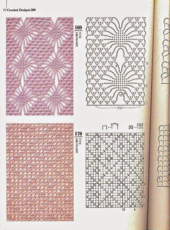 Todo crochet   Crochet, knit, bordado y detalles con tela ...