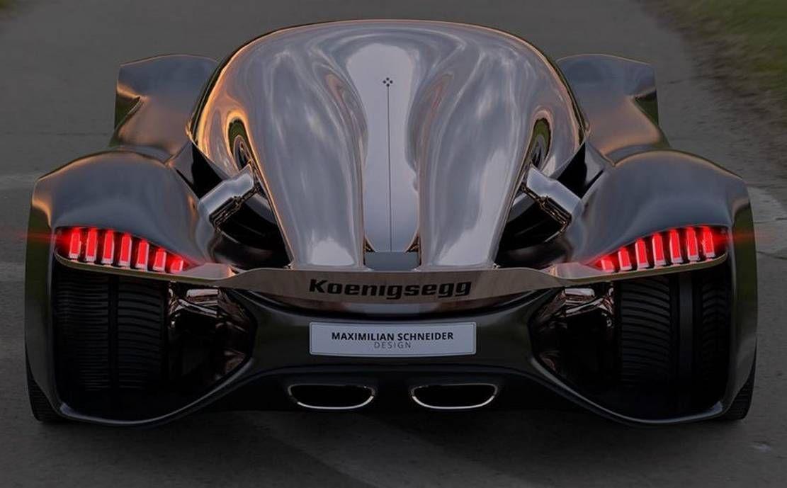 Koenigsegg 'Konigsei' hypercar concept