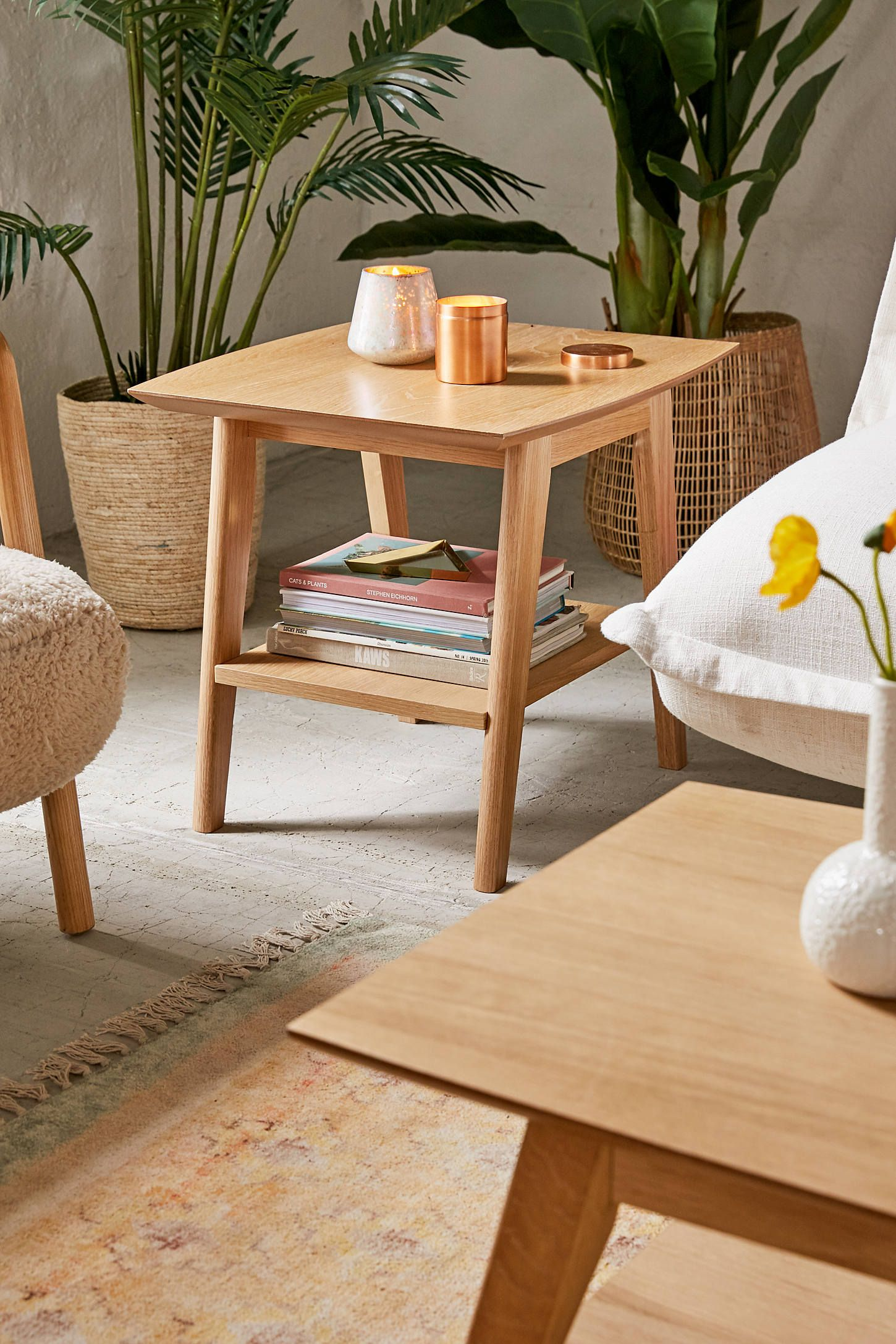 Mabel Side Table Side Table Coffee Table Urban Outfitters Scandinavian Furniture Design [ 2175 x 1450 Pixel ]