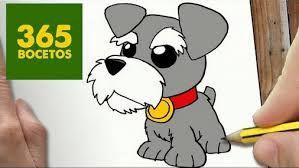 Resultado De Imagen Para 365bocetos Dibujos Kawaii Como Dibujar Un Perro Dibujo De Perro