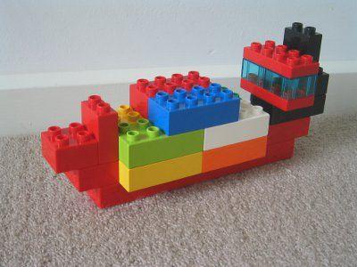 Duplo containerschiff lego duplo pinterest kinder - Lego duplo ideen ...