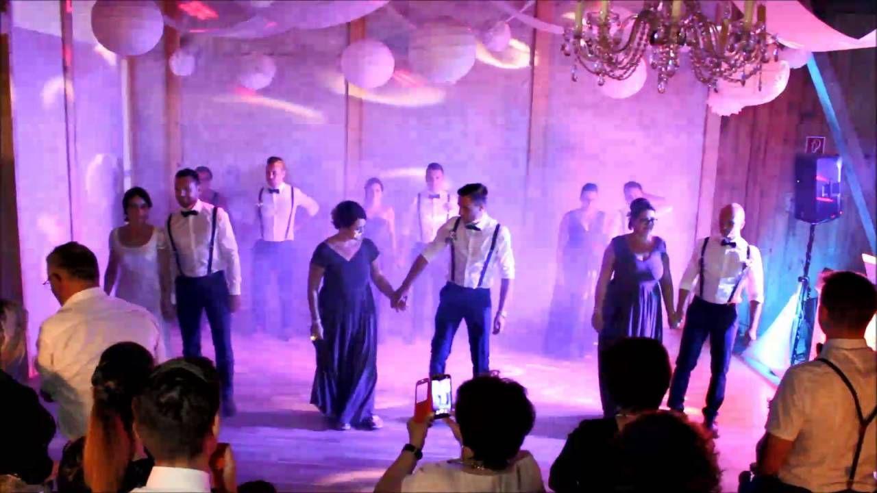 Hochzeitstanz Flashmob Conny  Patrick  Hochzeitstanz