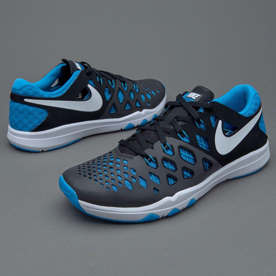 Nike Train Speed 4 - Black/Blue Glow/White