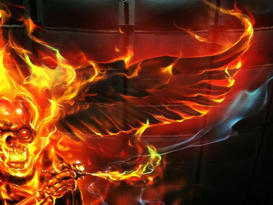 FIREBIRD REAL FIRE PAINT Killer Paint Inc Arod OutlawFire - Custom vinyl decals for rc carsimages of cars painted with flames true fire flames on rc car