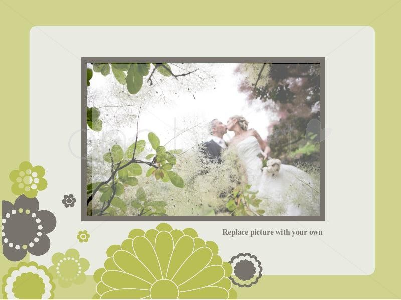 Free Wedding Powerpoint Templates Backgrounds  Wedding Templates